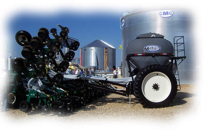 Montag is a high quality ag manufacturer specializing in fertilizer equipment like dry fertilizer metering systems